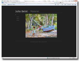 Julia Belot - Malerei