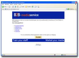 B2B-Mediaservice