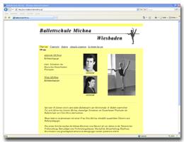 Ballettschule Michna in Wiesbaden